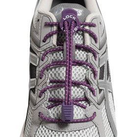 Lock Laces Run Laces fioletowy